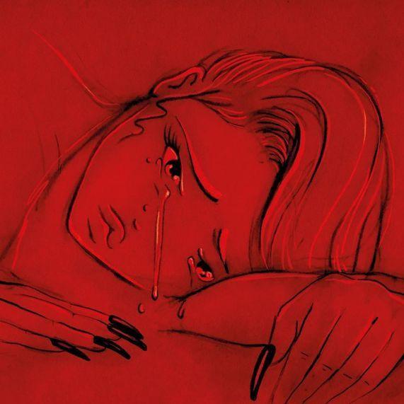 Billie Eilish Album Cover Drawing & Billie Eilish Album Cover