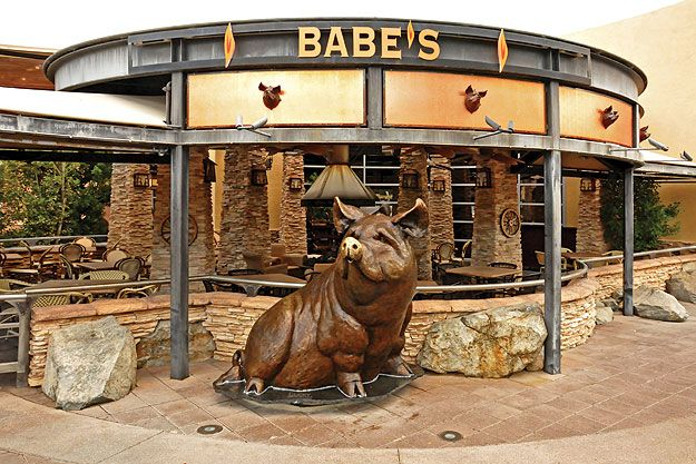 Palm Springs Bbq Restaurants Best