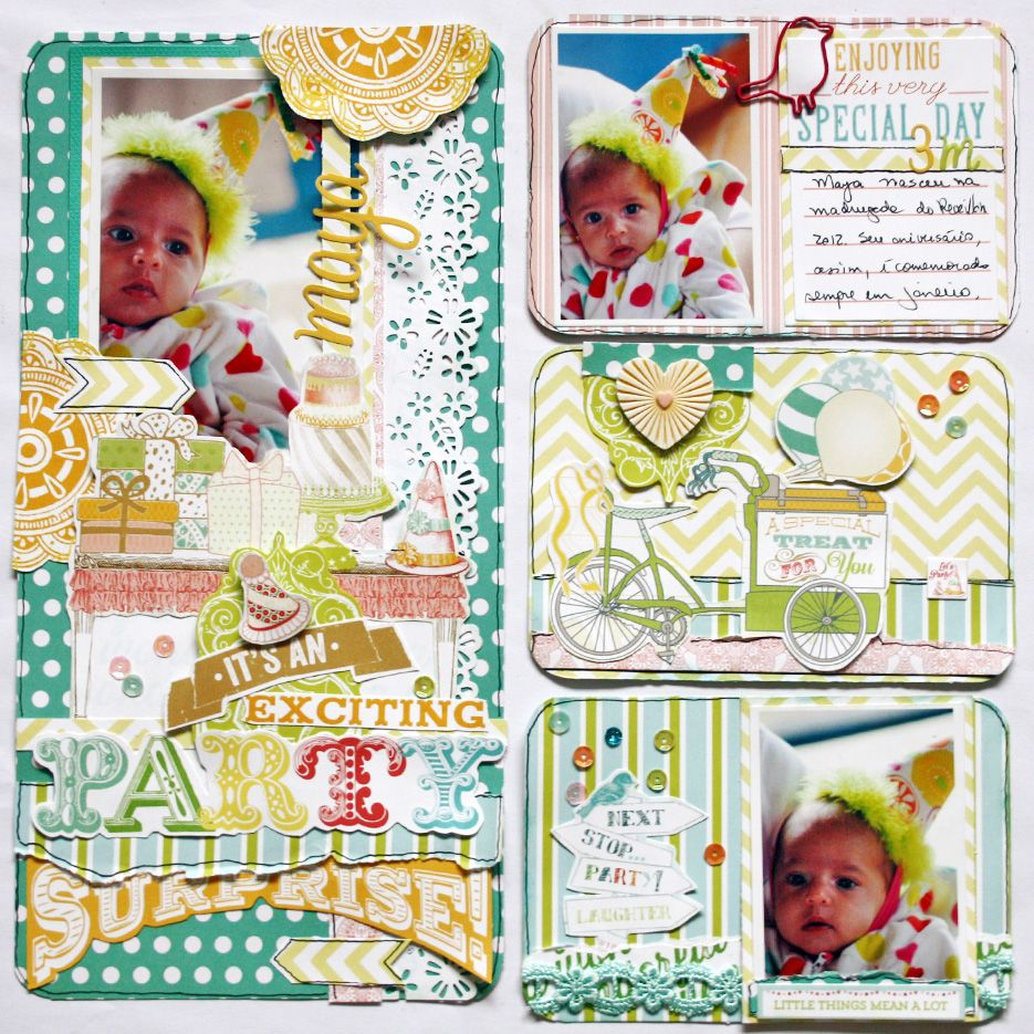 Pocket Page Webster S Pages Scrapbook Document The Month