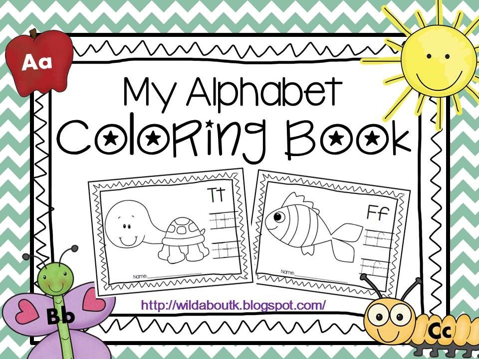 Students Will Have So Much Fun Working On Their Letters