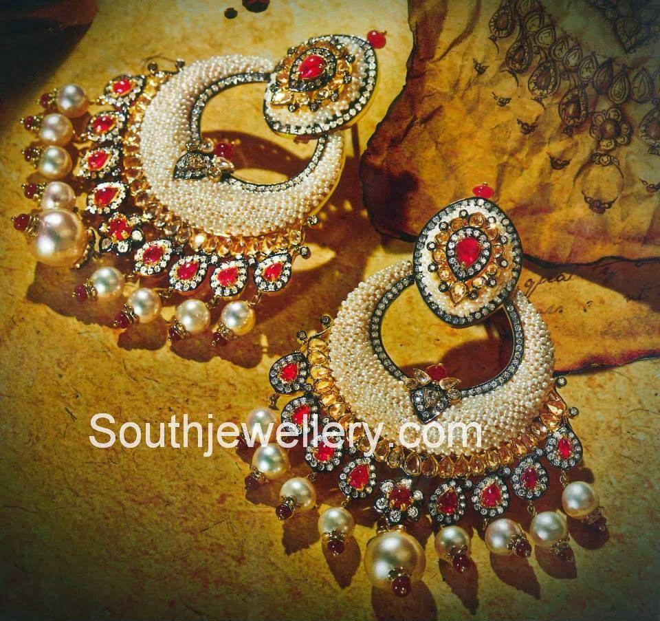 Pin by Deepika Dk on Ethnic Jewellery piecesBoard 1 Pinterest