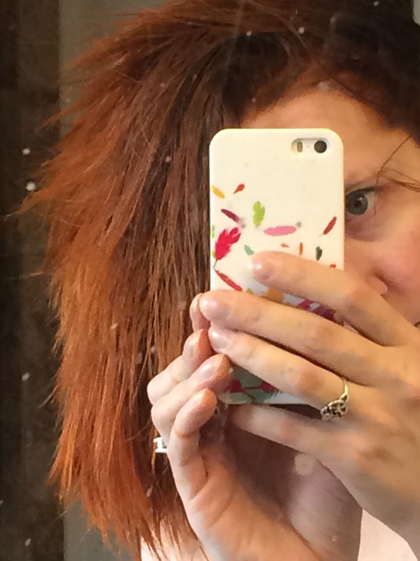 Red Henna Hair Color From Morrocco Method Lengthy Process But Worth