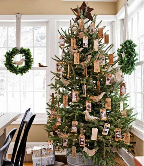 48 Easy And Homemade Christmas Ornaments Creative Christmas Trees Creative Christmas Christmas Tree Stand