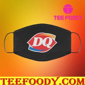 Dairy Queen Cloth Face Mask Face Mask Dairy Queen Face