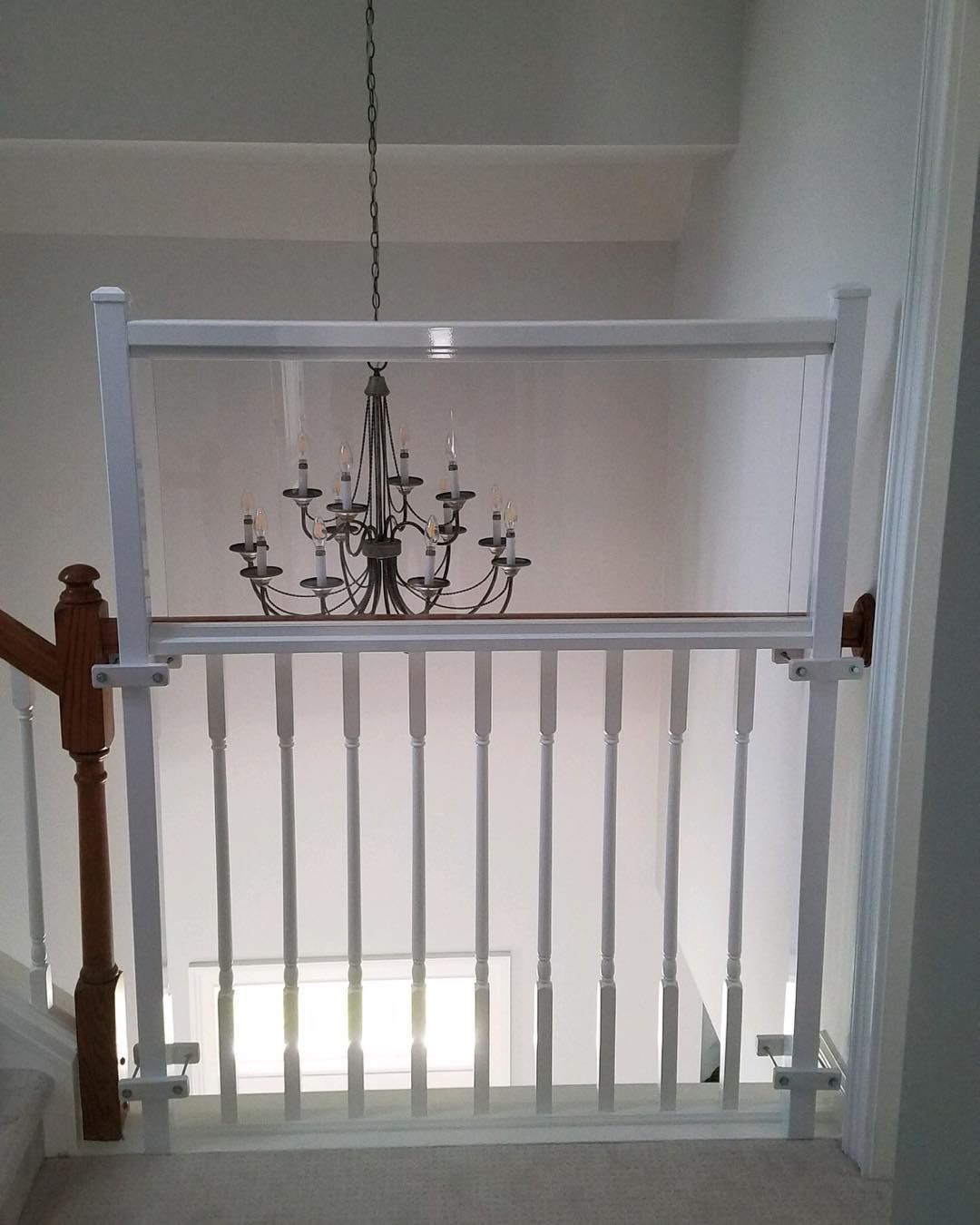 baby Proofing in 2020   Banisters, Baby gates, Baby ...