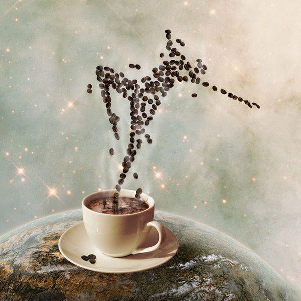 Coffee makes the world go round #koffie