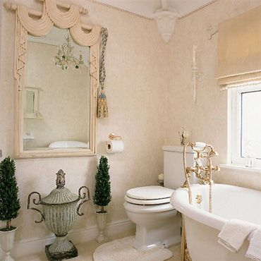 Inspiration déco salle de bain grecque | Greco romaine | Pinterest