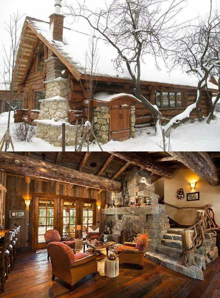 log cabins page of also love this for my mountain lodge in spain home ideas rh pinterest