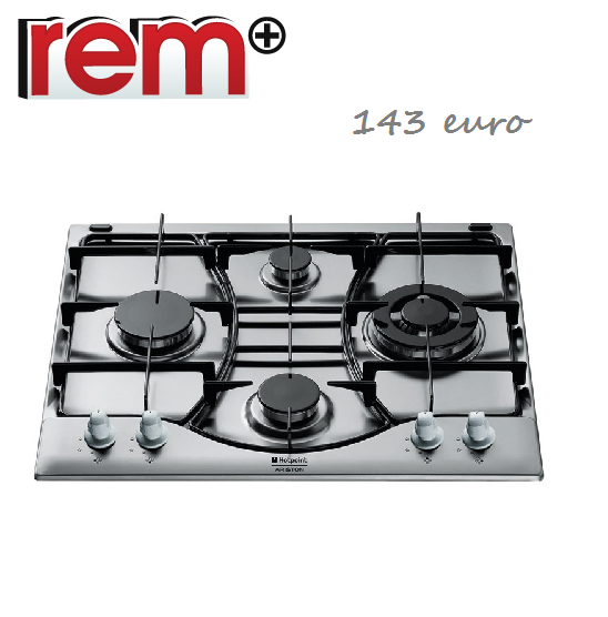 Cucina Hotpoint, Piano Cottura, Kitchen, Home, Casa http://www.rem ...