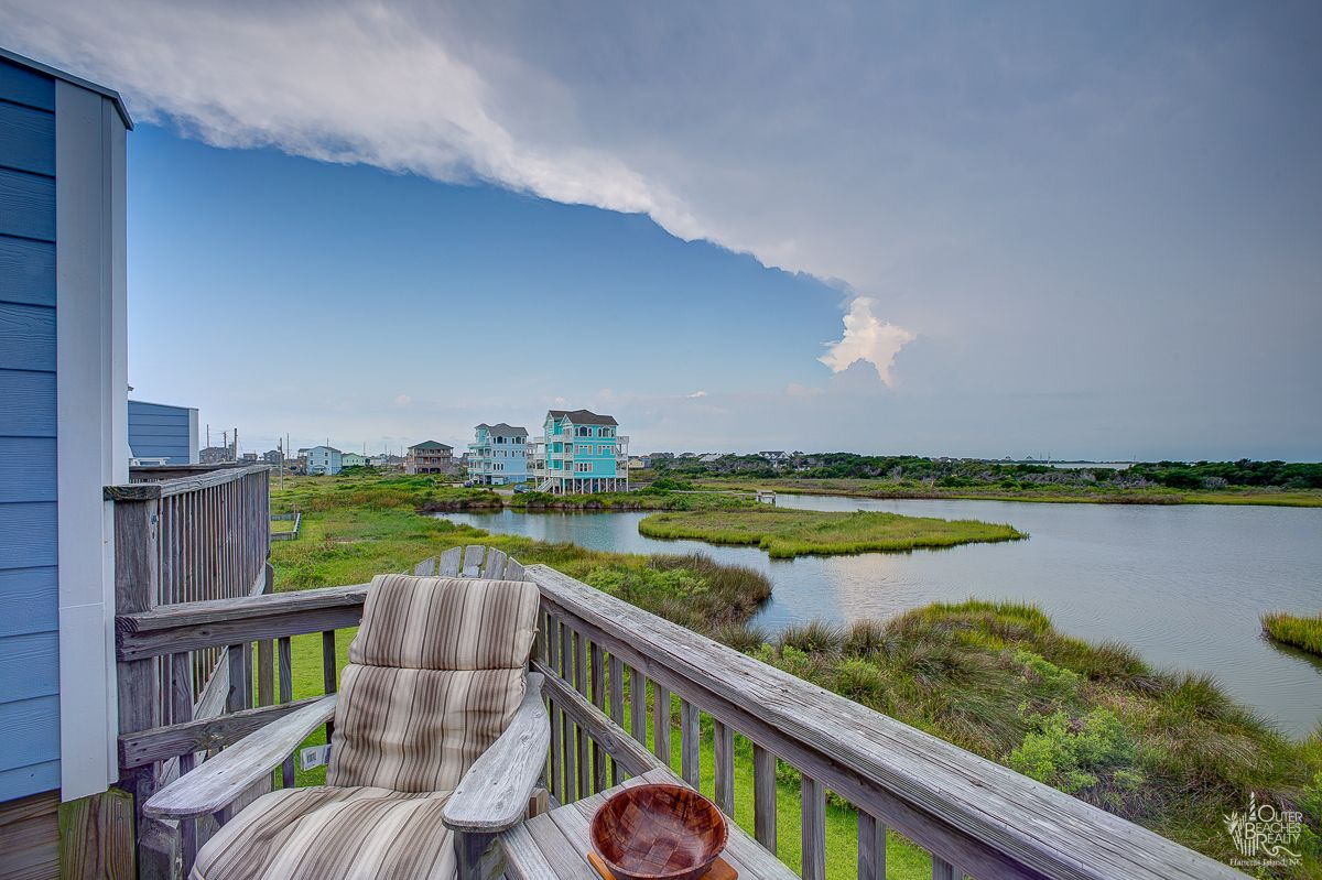 Water's Edge (Unit 13) 692 | (2 Bedroom Soundfront Condo) Outer Banks Vacation Rentals | Hatteras Vacation Rentals