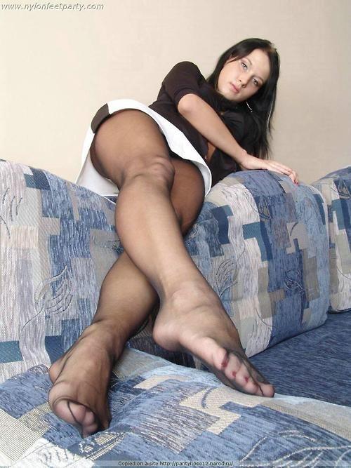 Pantyhose heels tumblr