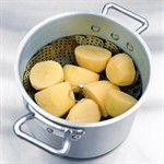How to Steam Potatoes.