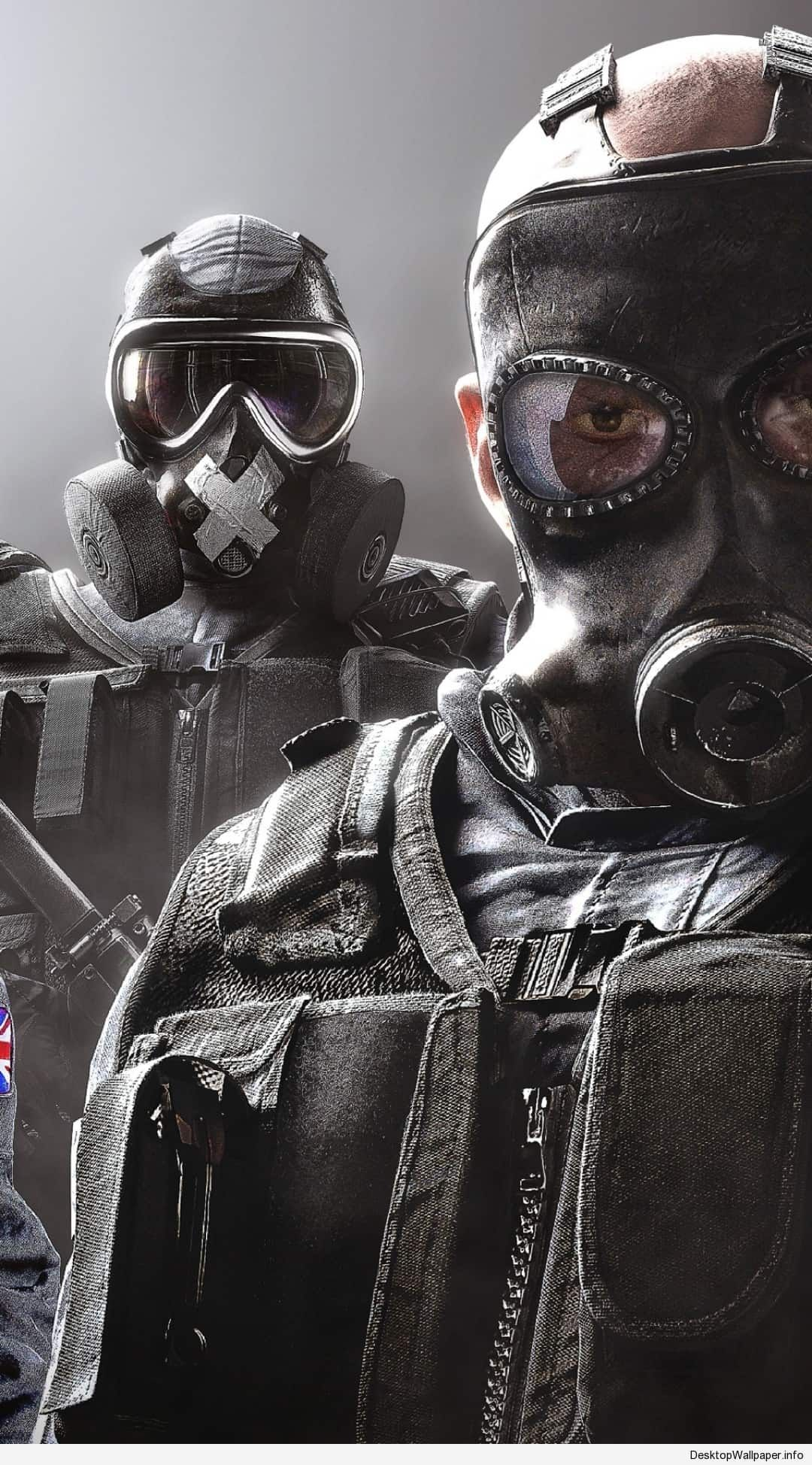 Pin By Julia On Hd Wallpapers Tom Clancy S Rainbow Six Iphone