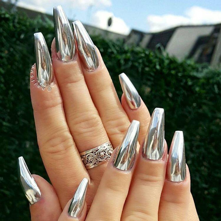 Pin de Lilian Gesen en Uñas | Pinterest | Diseños de uñas y Manicuras