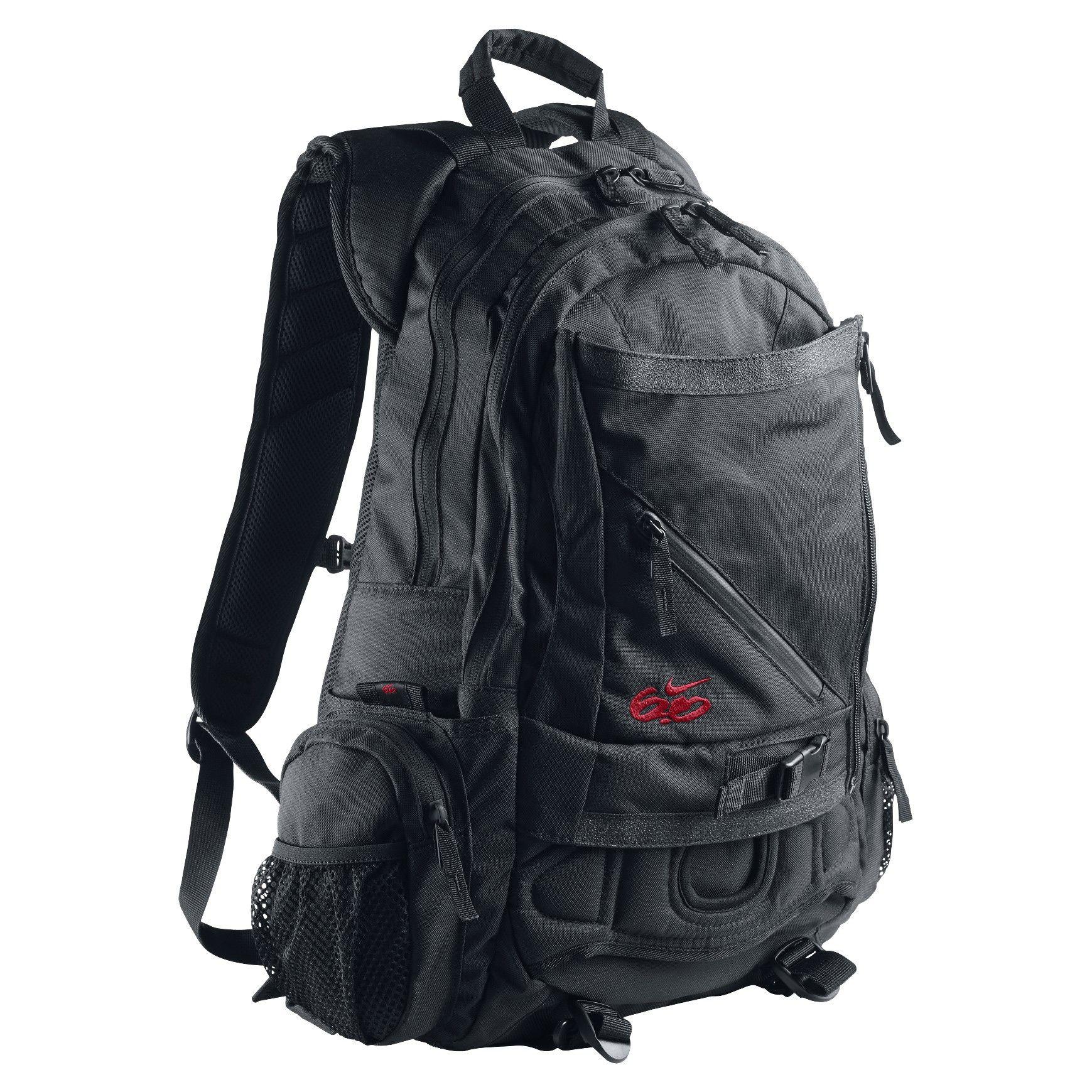 e4cba6b794d90d NIKE 6.0 TRIAD Backpack Black Red   Backpaks   Black backpack ...