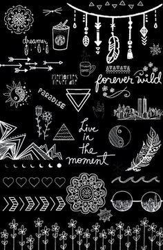 Black And White Wallpaper Overlays Transparent Tumblr Seni Buku Wallpaper Ponsel Kertas Dinding