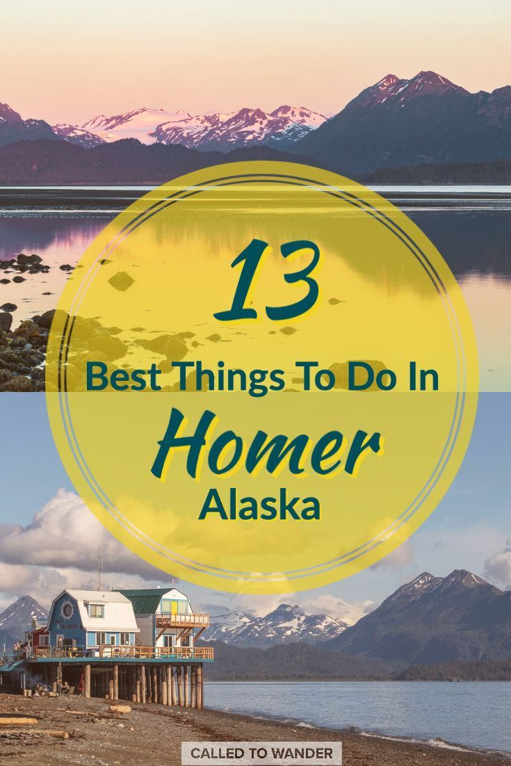 13 of the best things to do in homer alaska in 2020