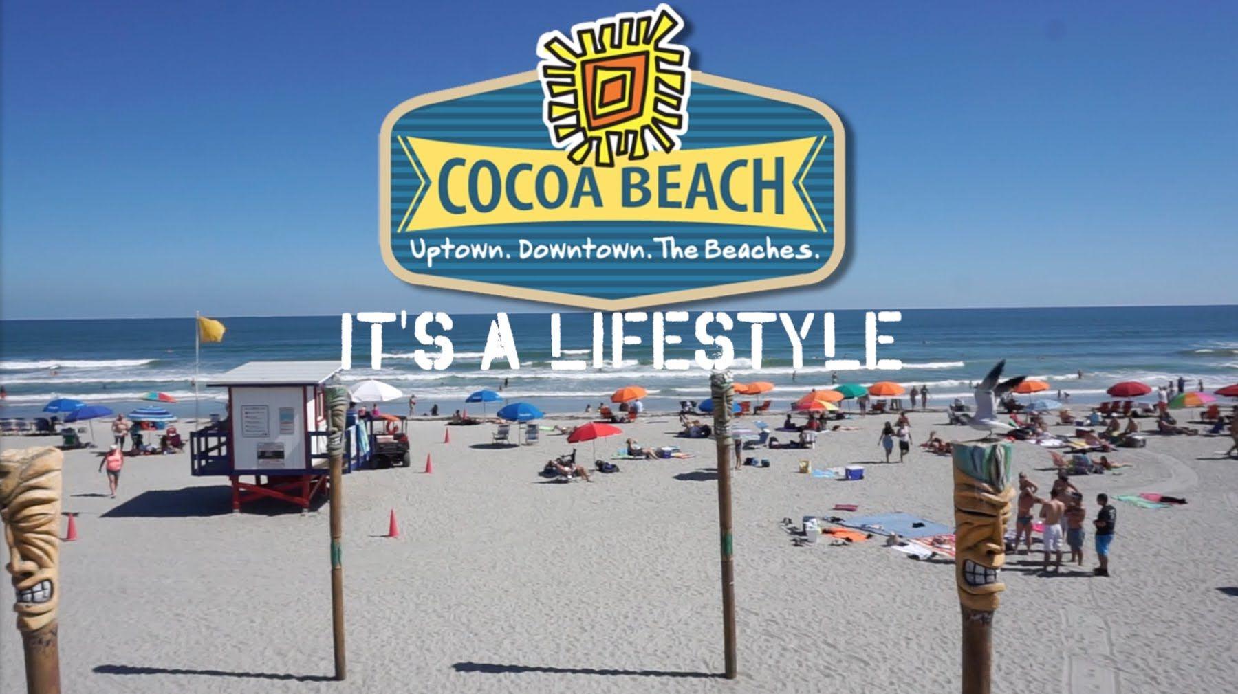 "Cocoa Beach ""It's A Lifestyle"" Cocoa beach florida"