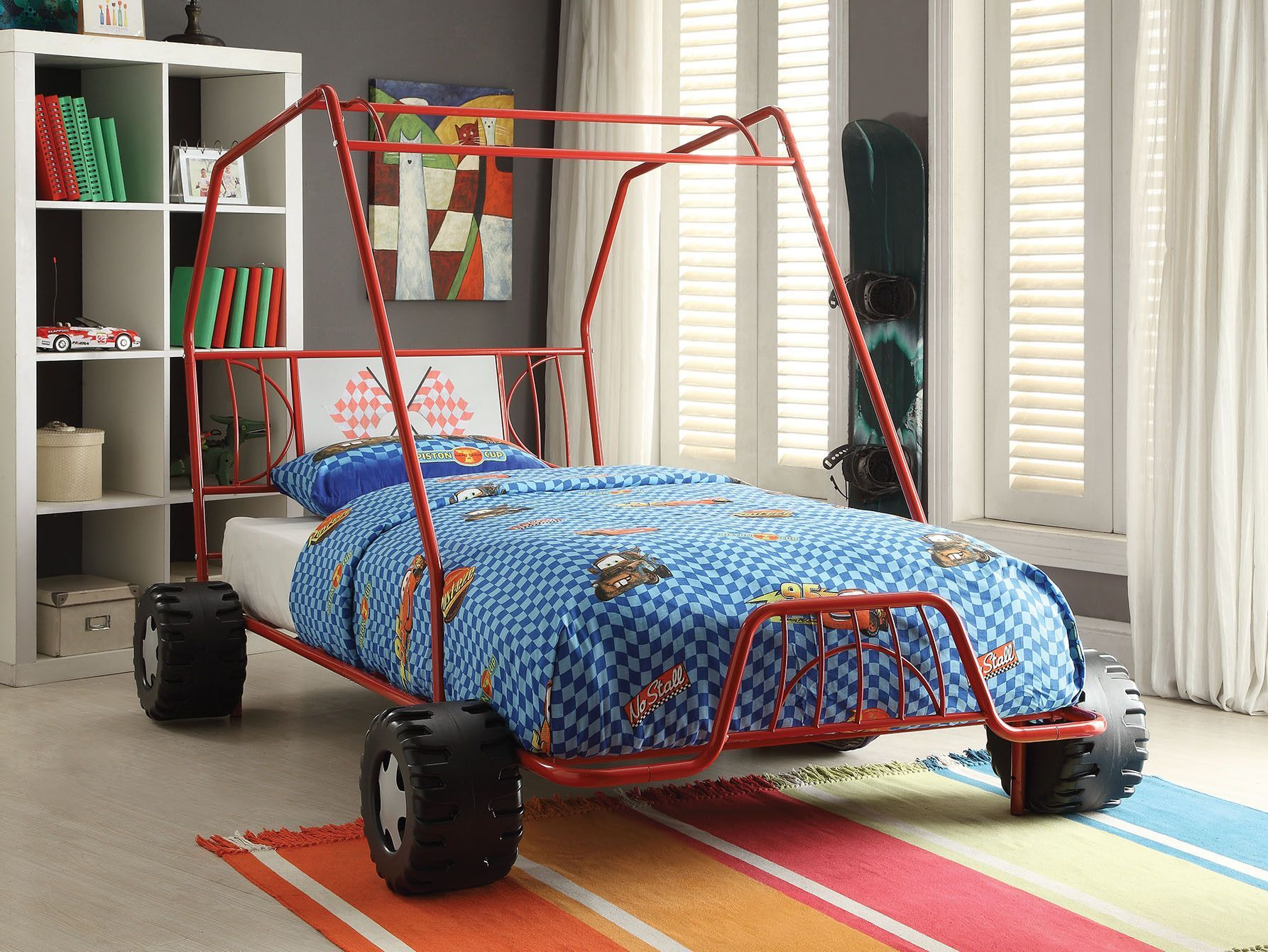 Xander Twin Bed 37645T