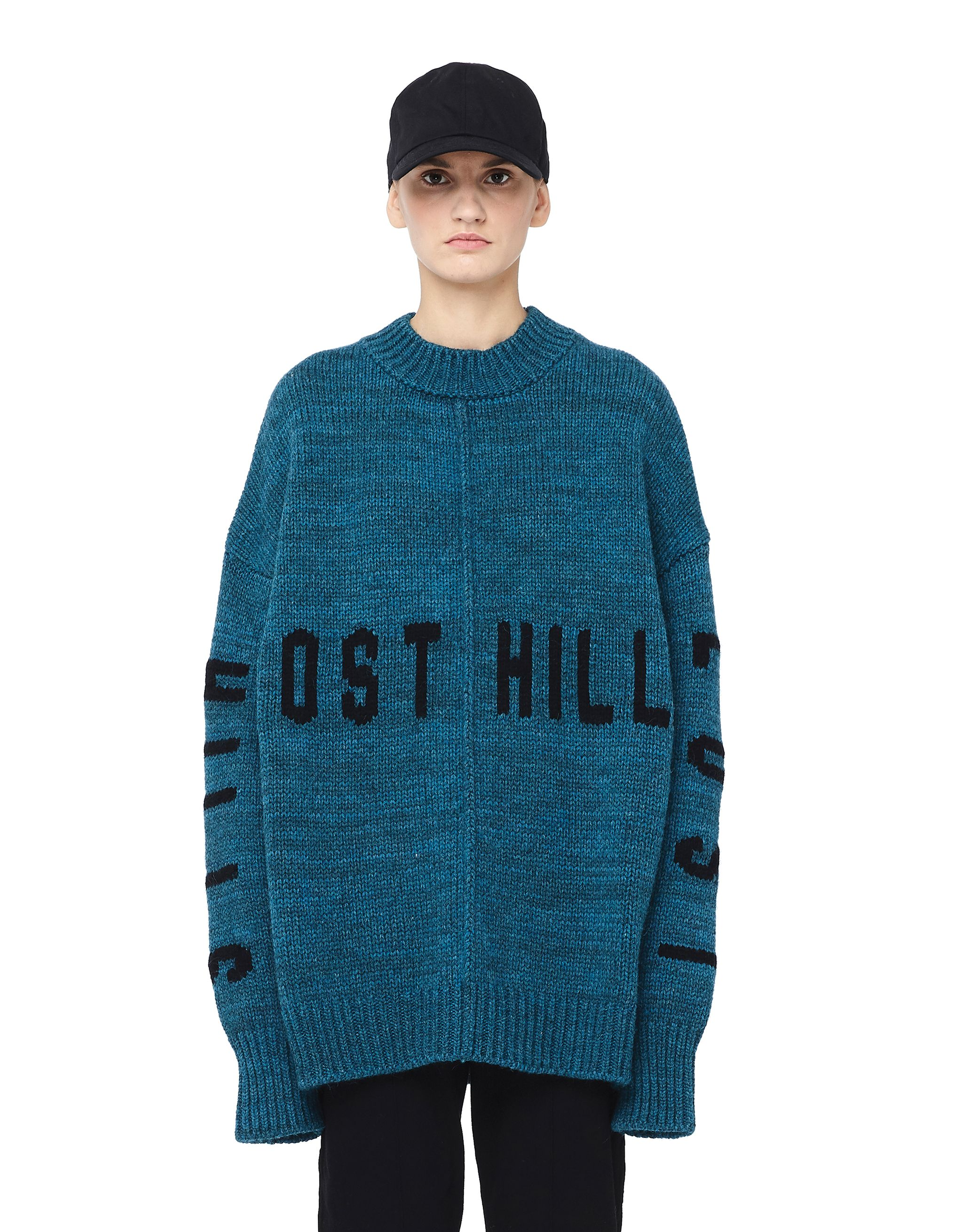 YEEZY 'LOST HILLS' WOOL SWEATER. #yeezy #cloth # | Clothing