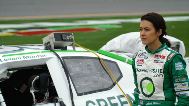 ...  how does Leilani Munter stack up against other female drivers in the sport when it comes to being a driver as well as a spokesperson for a healthier lifestyle. Description from rantsports.com. I searched for this on bing.com/images