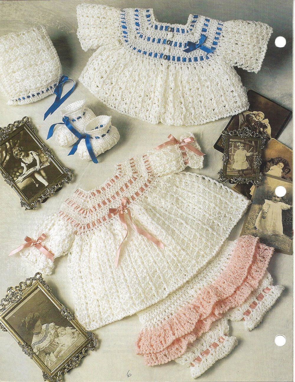 Prize-Winning Baby Layette - Annie\'s Crochet Quilt & Afghan ...