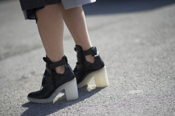 #AlexanderWang Cool boots.
