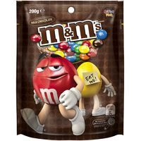 M & Ms Milk Chocolate Bag