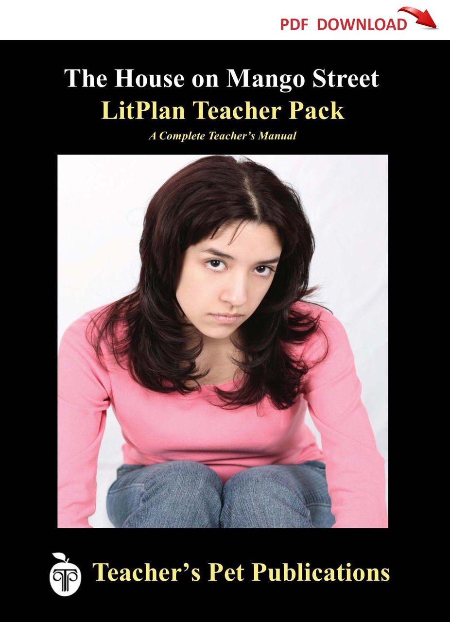 House on Mango Street Lesson Plans | LitPlan Teacher Guide ...