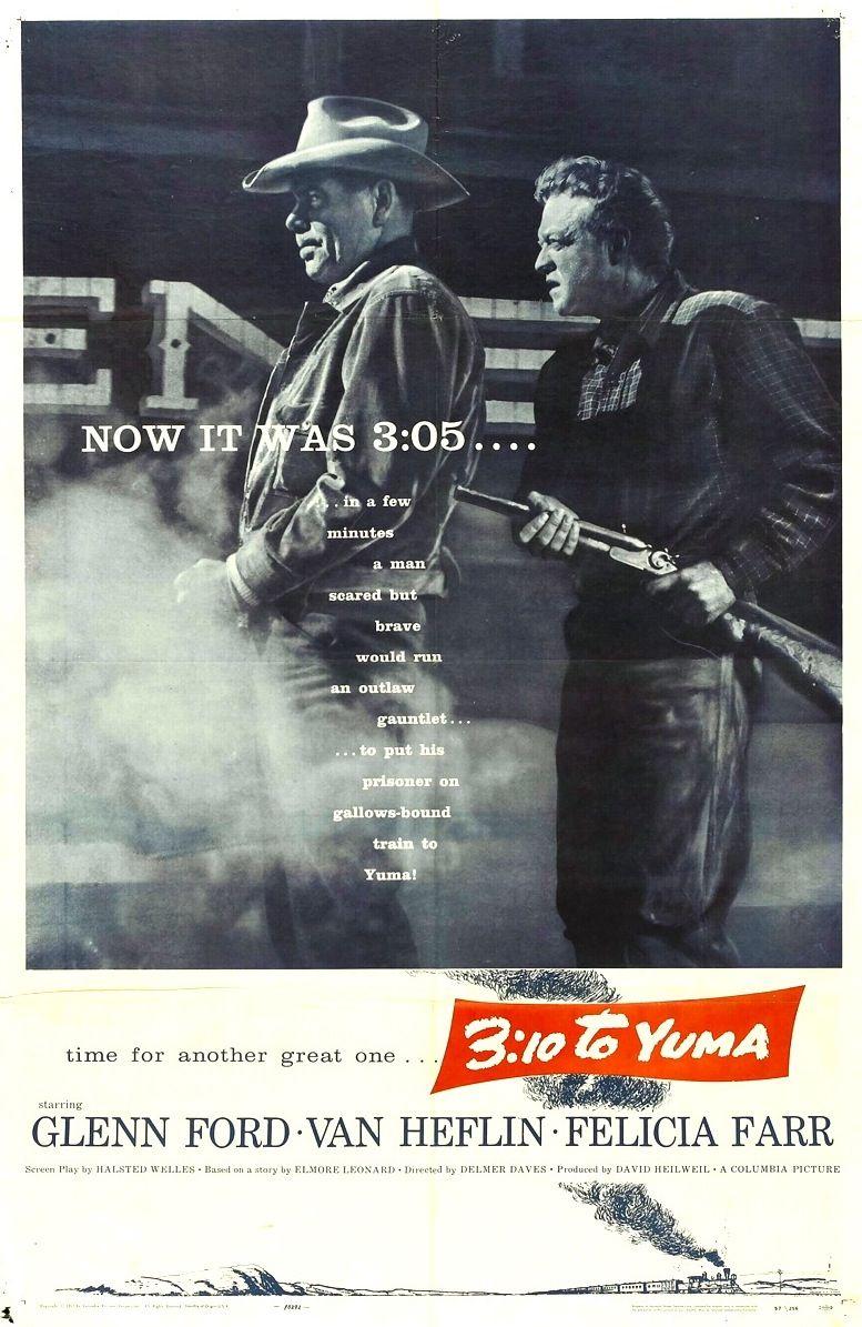310 to yuma at the film forum 3 10 to yuma western