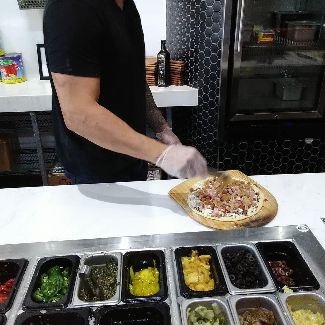 @flashfirepizza  #fresh #pizza #OaklandPark #wiltonmanors #CoralRidge