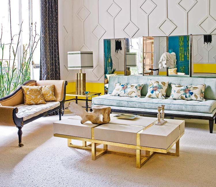 Captivating Eclectic Style Interior Images - Best idea home design .