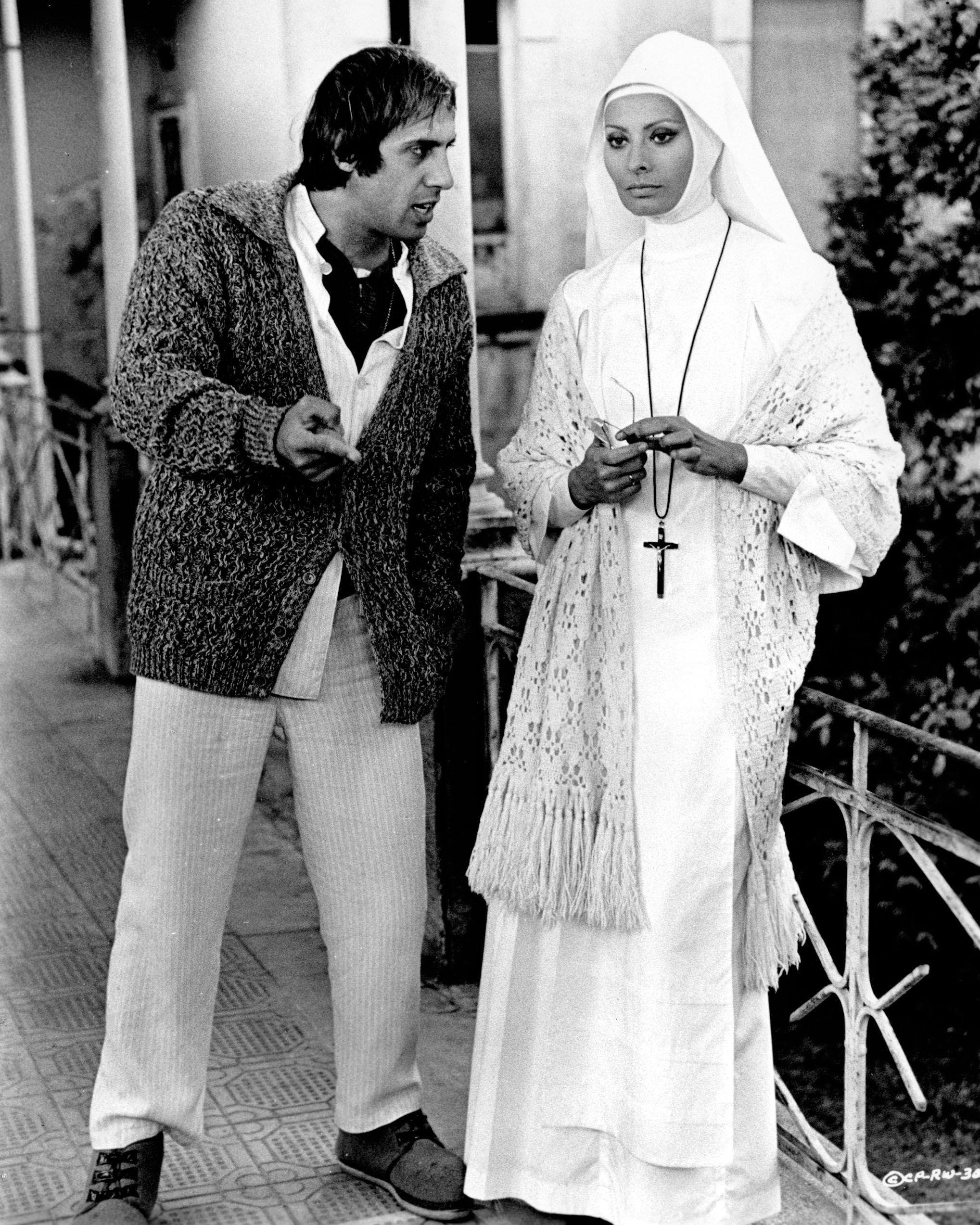 Bianco Rosso E Film Del 1972 Diretto Da Alberto Lattuada Con