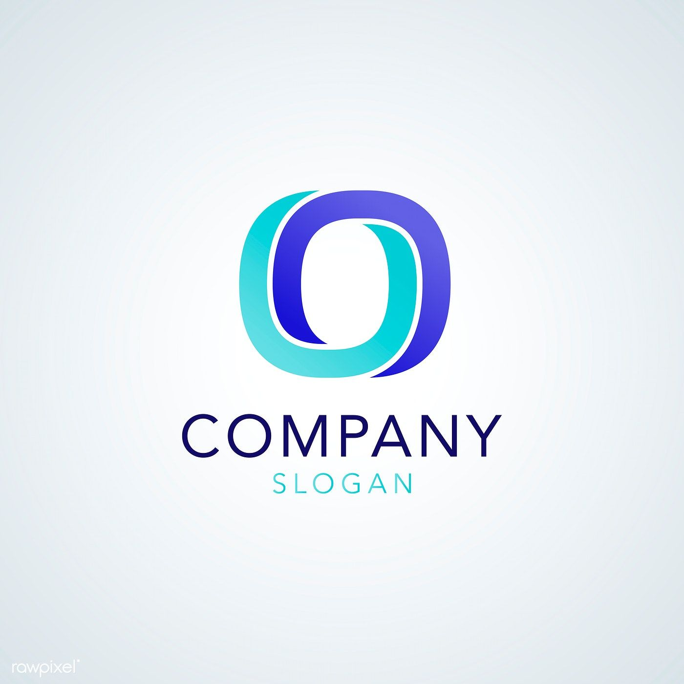 Download Premium Illustration Of Blue Creative Company Slogan