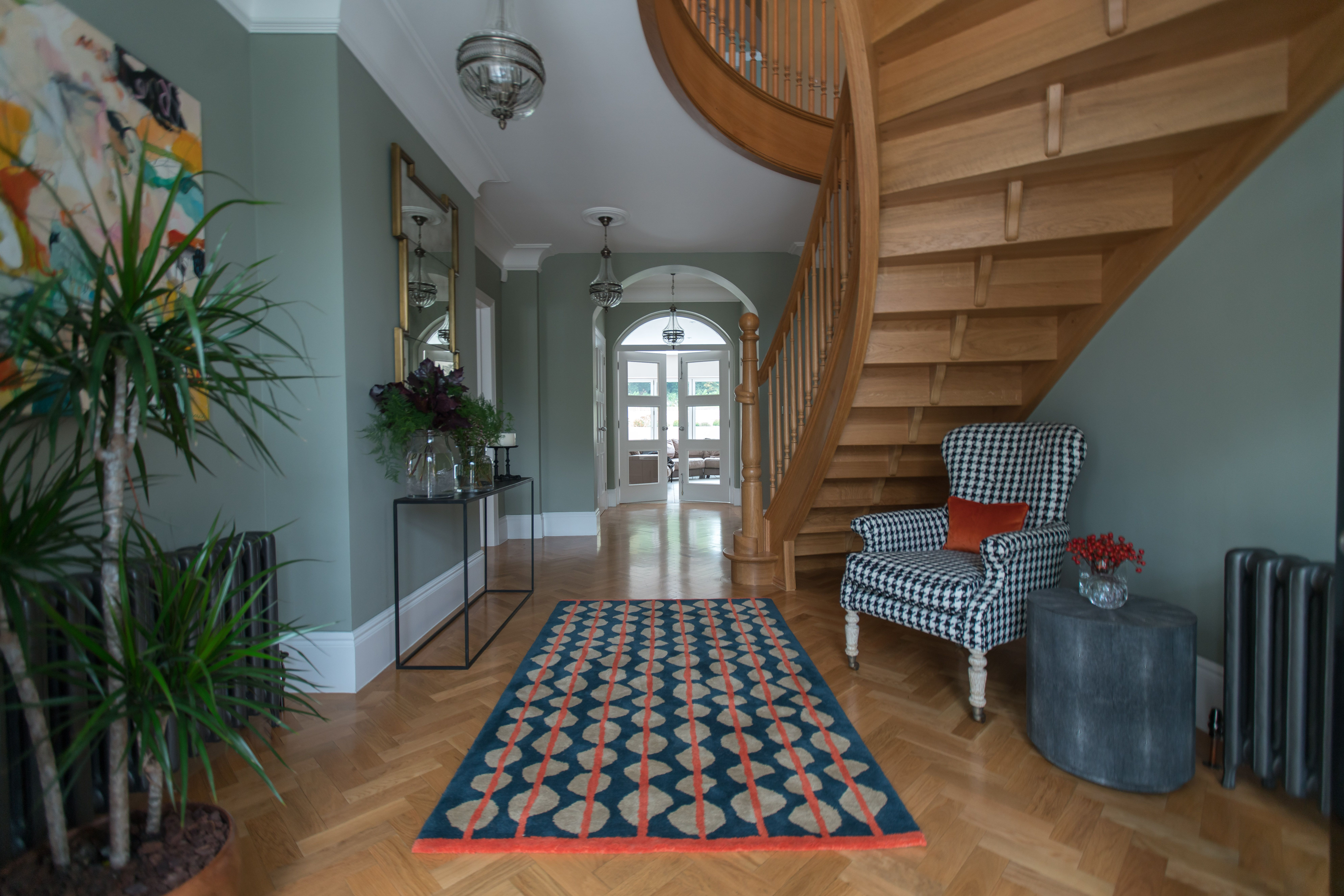 Entrance Hall Tom Hughes Interior Design Projects Pinterest