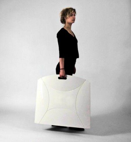 Chaise Design Pliante Flux Chair