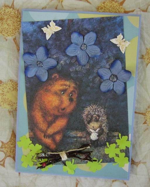 Hedgehog and Bear