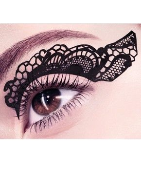 Eye Rock - Eye Tattoos - Lace