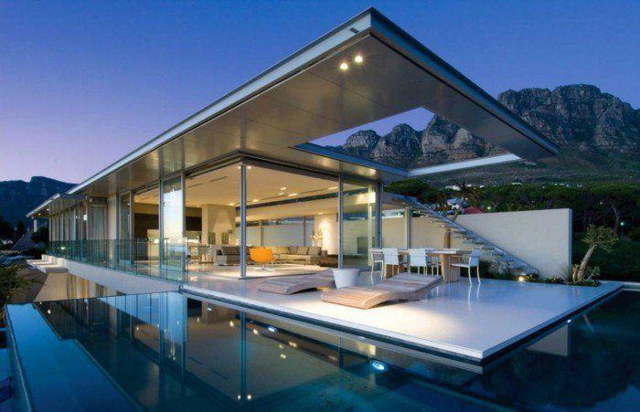 Les plus belles villas du monde voyez nos images magnifiques for Les plus belles maisons modernes
