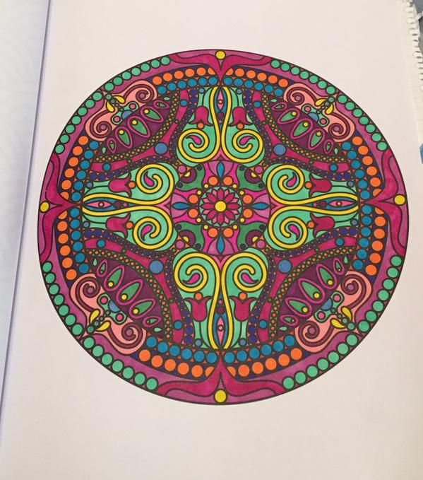 The ABSOLUTE BEST Mandala Coloring Books On Market Thecoloringcove