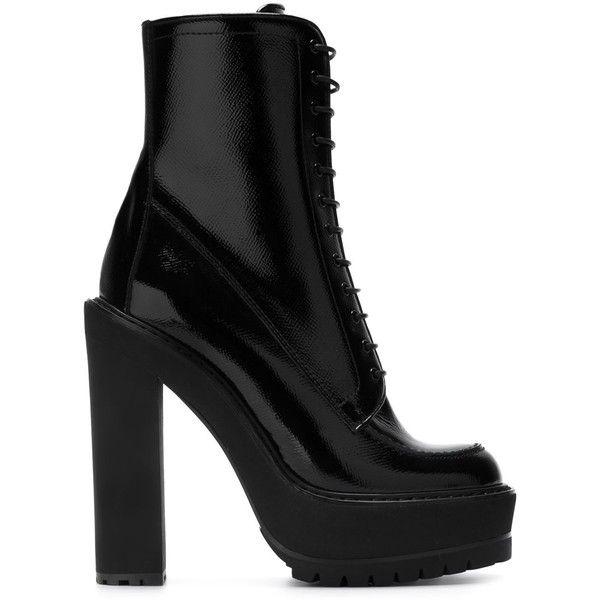 Givenchy lace-up platform boots (12 fad48f9d1