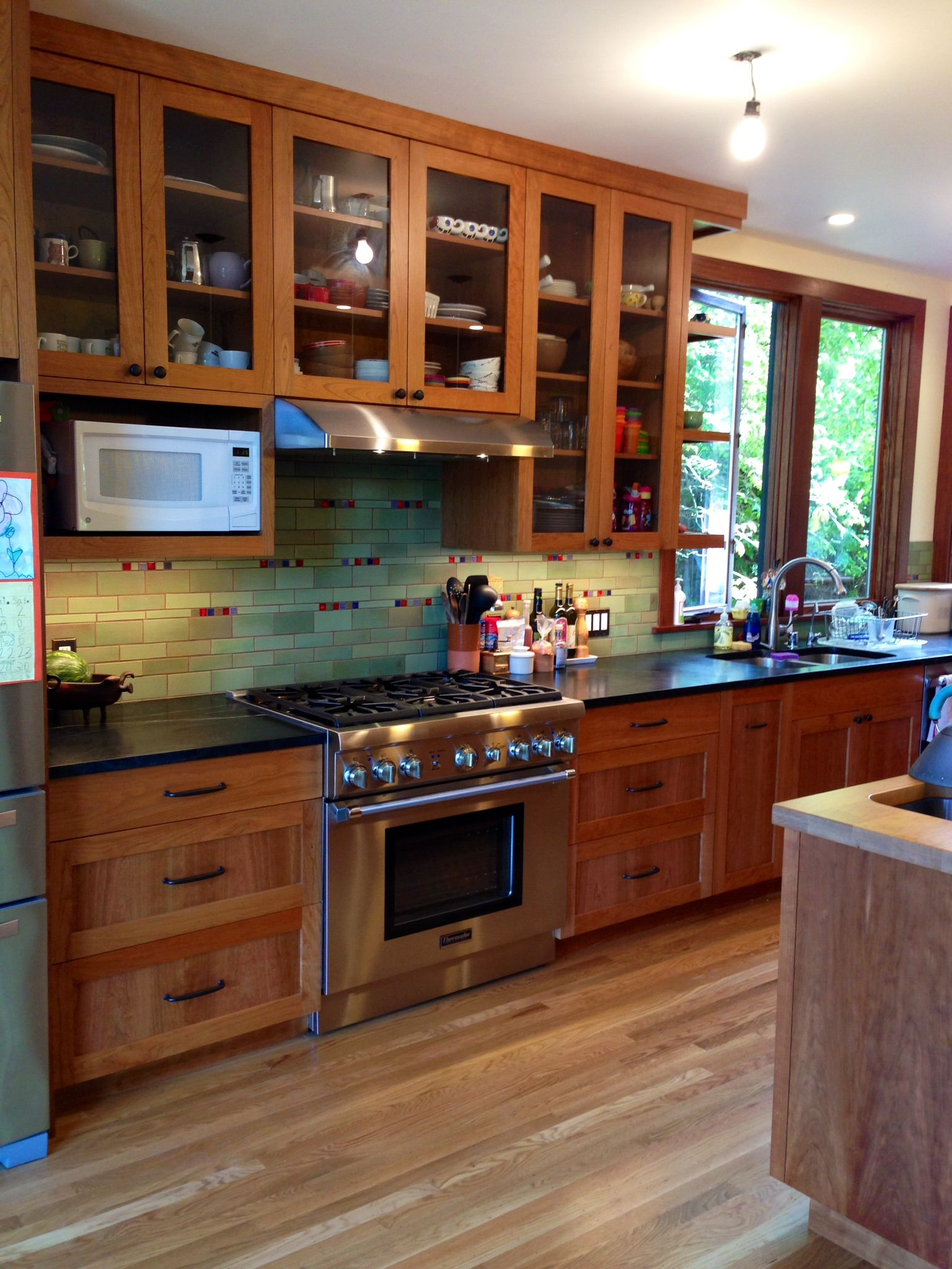 - Home Of Teak Furniture Craftsman Kitchen, Home Kitchens, Kitchen