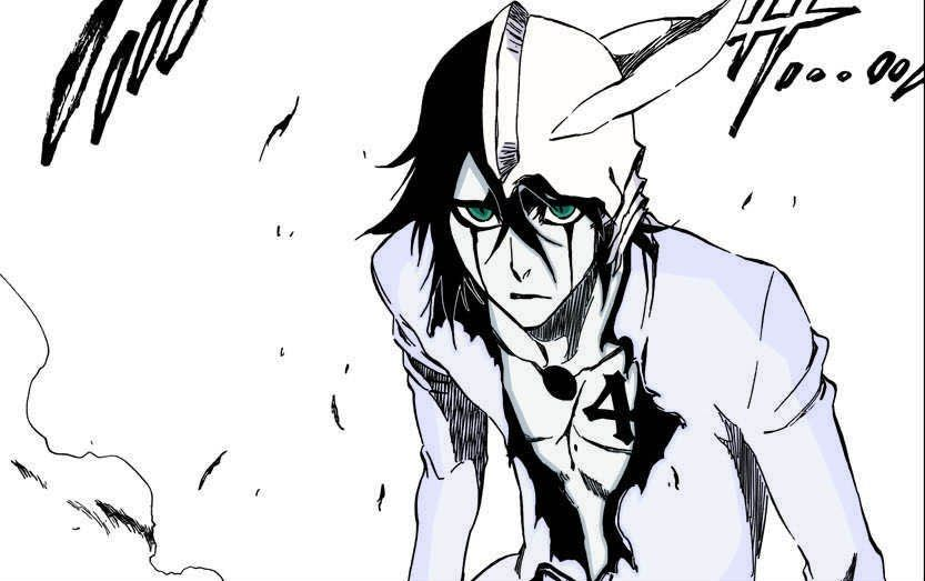 Ulquiorra Shiffer 3 Manga Art Humanoid Sketch