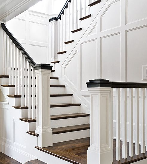 Staircase Design Ideas Remodels Photos: Bannister Design, Pictures, Remodel, Decor And Ideas