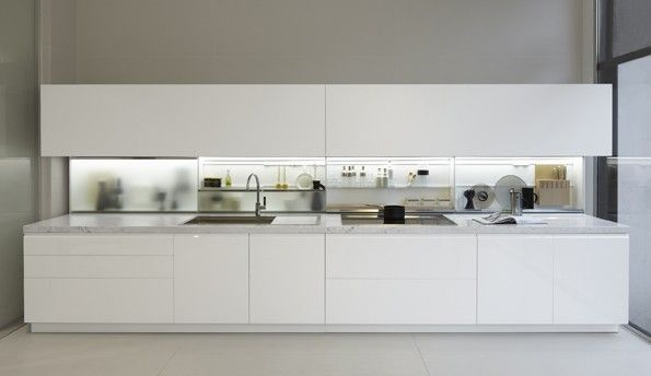 DADA rinnova le sue cucine al Salone del Mobile 2012 | Kitchen ...