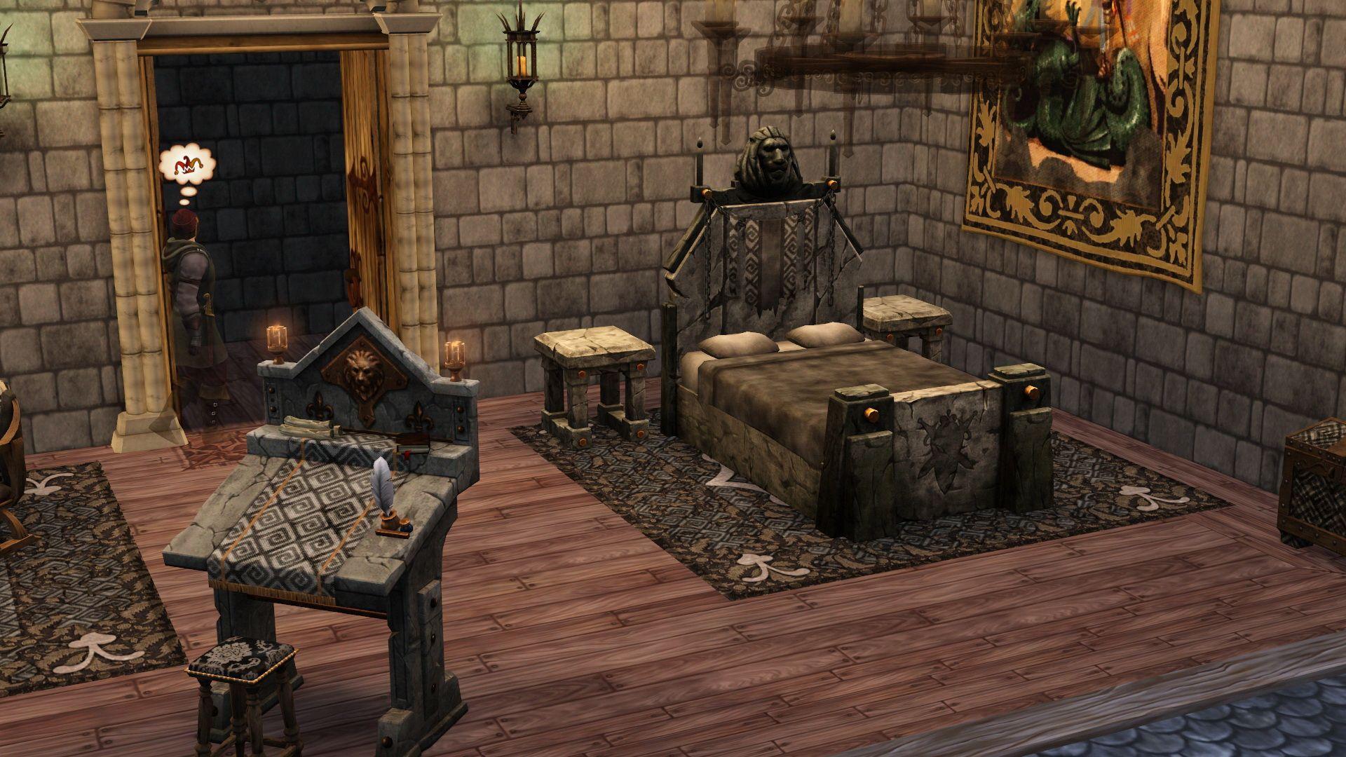 Medieval Room Decor