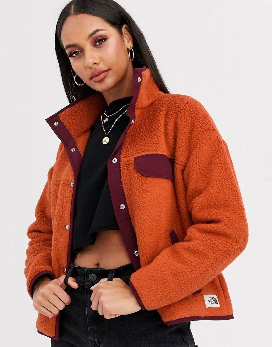 The North Face The North Face Cragmont Fleece Jacket In Black Thenorthface Cloth Womens Spring Coat Fleece Jacket Fleece Outfit Women [ 1110 x 870 Pixel ]
