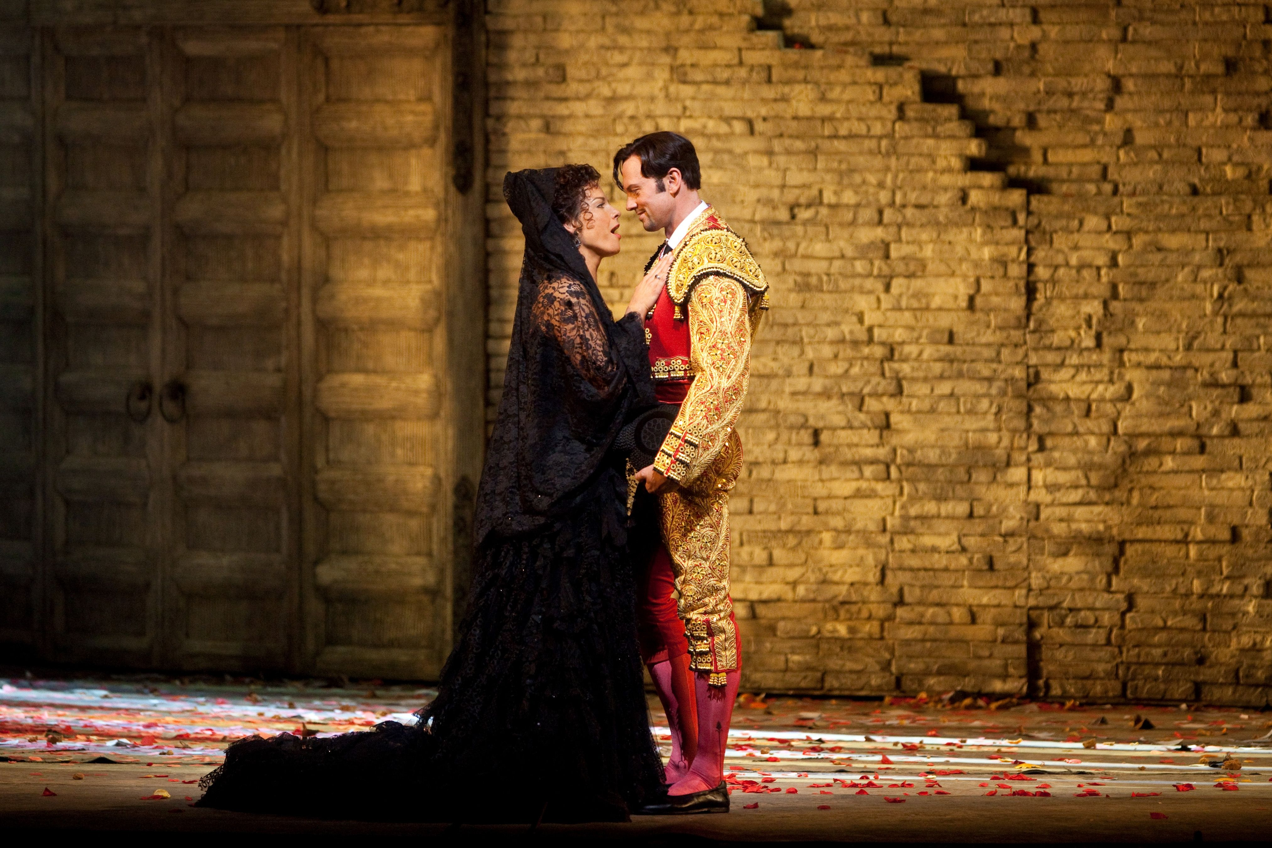 Great Performances At The Met Elina Garanca Metropolitan Opera Don Jose