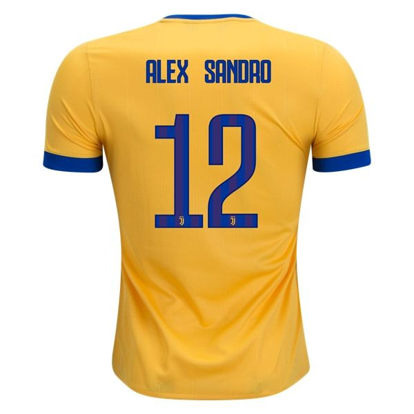 lowest price 126a4 1bbf7 adidas Alex Sandro Juventus Away Jersey 17/18 | Products ...