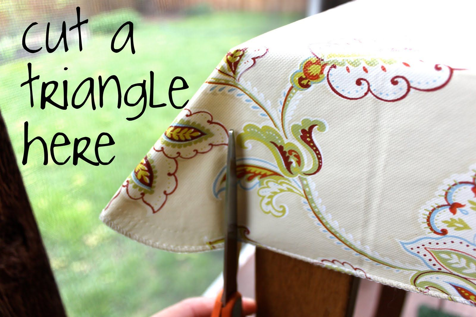 Umbrella Vinyl Outdoor Tablecloths Home Amp Garden